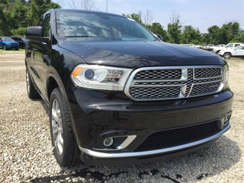 NEW 2017 DODGE DURANGO SXT PLUS AWD