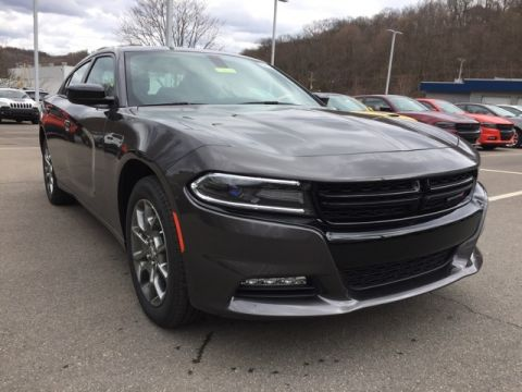 New 2017 Dodge Charger SXT AWD