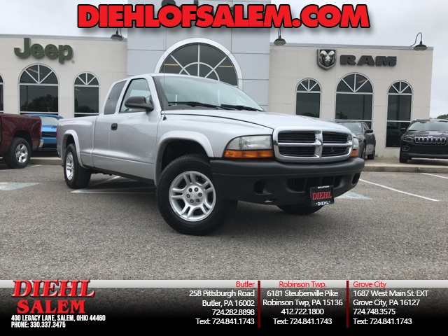 Pre-Owned 2004 Dodge Dakota Base