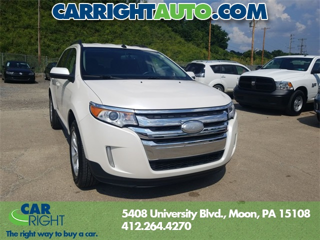 Pre-Owned 2014 Ford Edge SEL