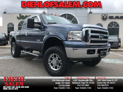 Pre-Owned 2007 Ford F-350SD XLT