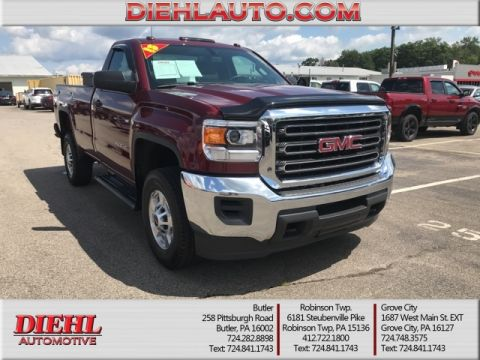 Pre-Owned 2015 GMC Sierra 2500HD Base