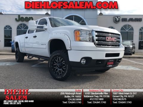 Pre-Owned 2014 GMC Sierra 2500HD SLE