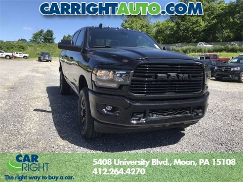New 2019 RAM 2500 Big Horn Crew Cab in Moon Township #B3732