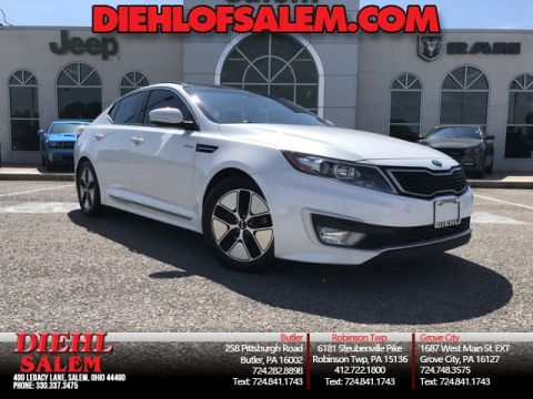 Pre-Owned 2013 Kia Optima Hybrid EX